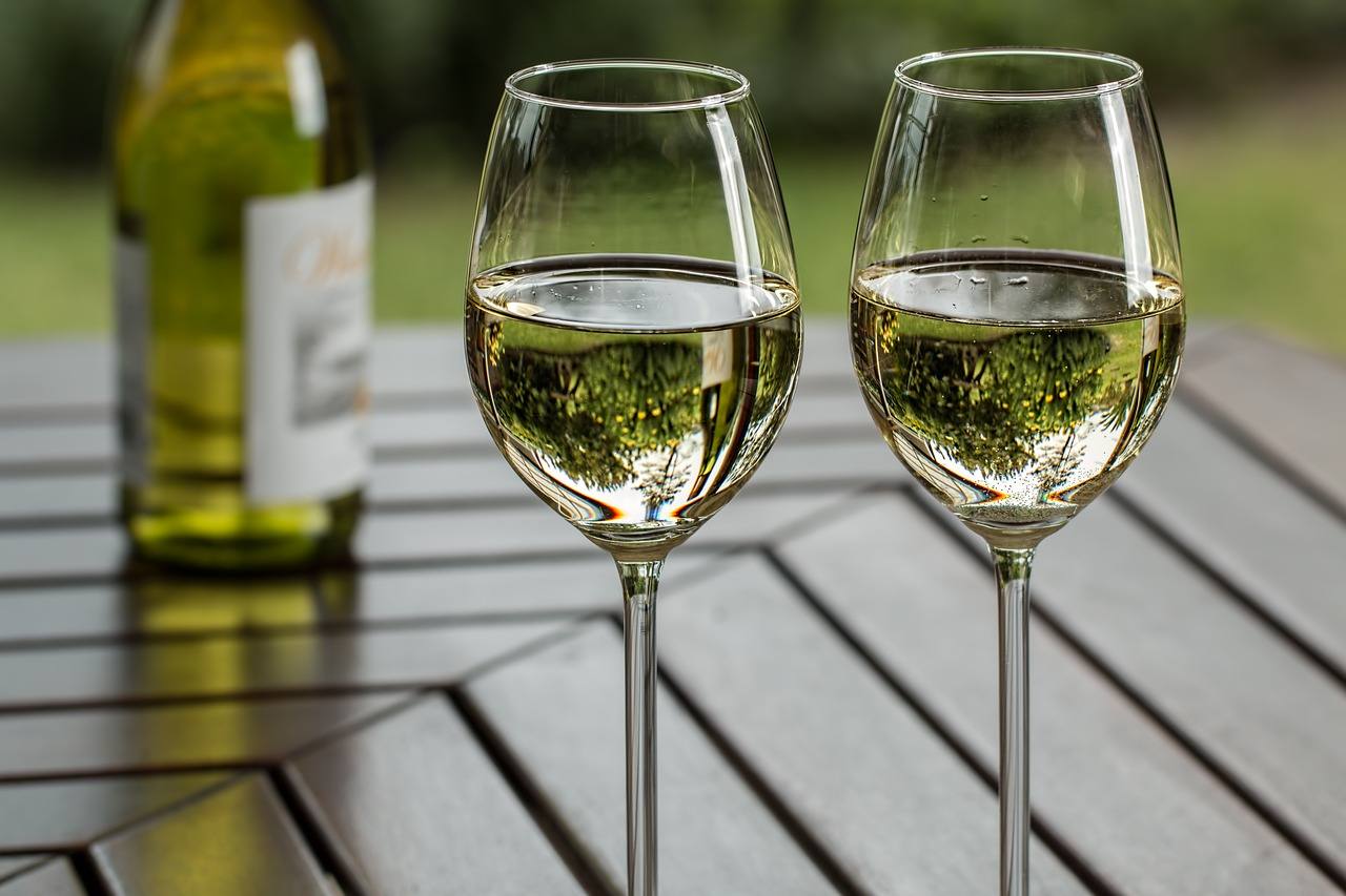 Vinný speciál: Jak se vyrábí bílé víno