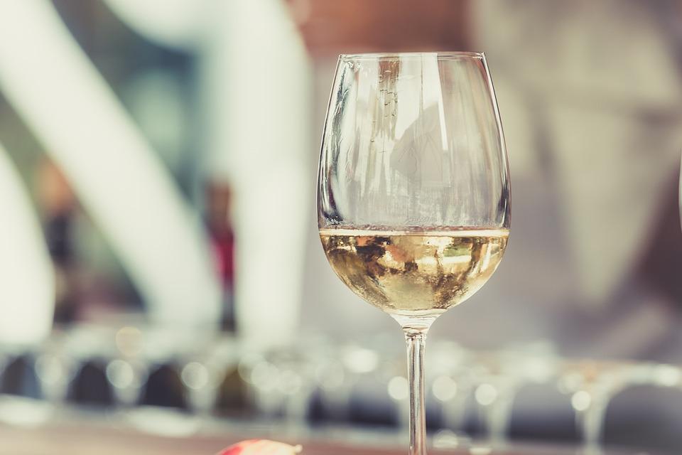 Bílé víno a jeho účinky na lidské zdraví