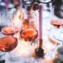 Růžové víno a jeho účinky na zdraví